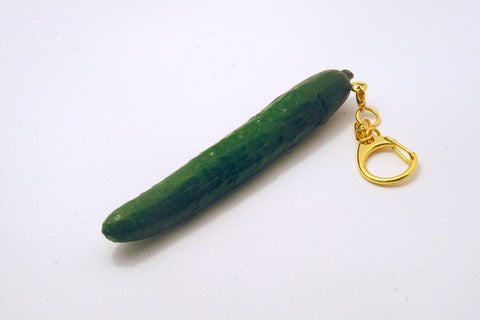 Whole Cucumber (small) Keychain