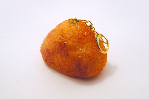 Yaki Onigiri (Toasted Rice Ball) Keychain