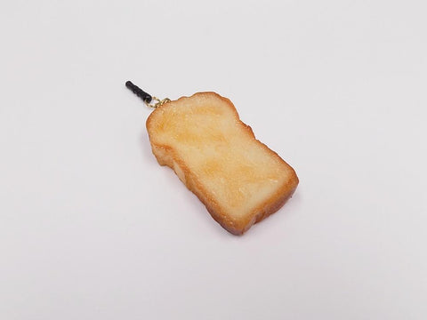 Bread Slice (large) Headphone Jack Plug