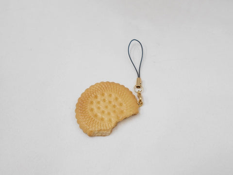 Broken Cookie Cell Phone Charm/Zipper Pull