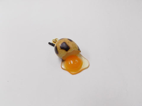 Broken Quail Egg Headphone Jack Plug