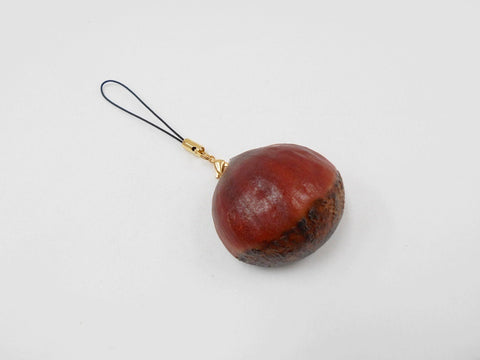 Chestnut Cell Phone Charm/Zipper Pull