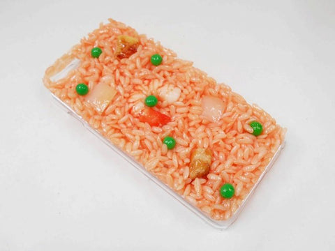Chicken Rice with Shrimp iPhone 8 Plus Case