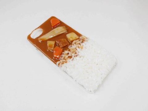 Curry Rice iPhone 8 Case