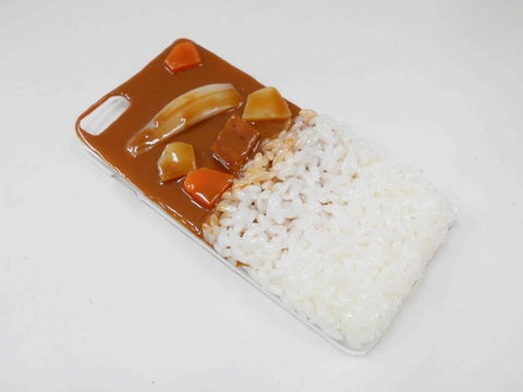 Curry Rice iPhone 8 Plus Case