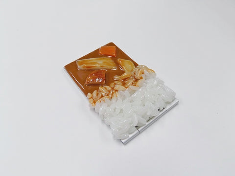 Curry Rice (small) Mirror