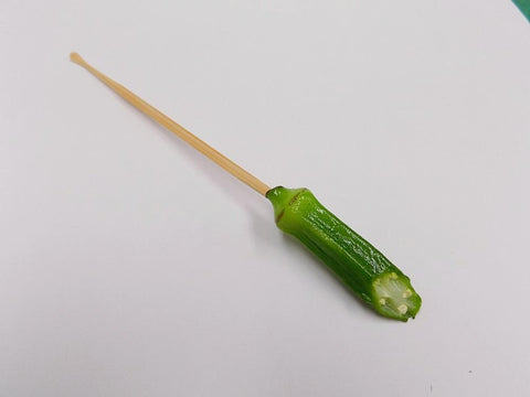 Cut Okra Ear Pick