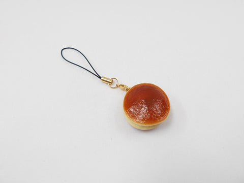 Dorayaki (Red-Bean Pancake) Cell Phone Charm/Zipper Pull