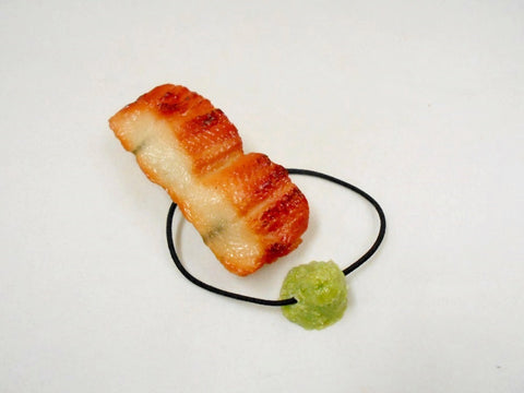Eel Sushi with Wasabi Hair Band