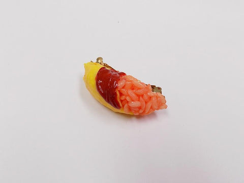 Fried Rice Omelette Ver. 2 (large) Hair Clip
