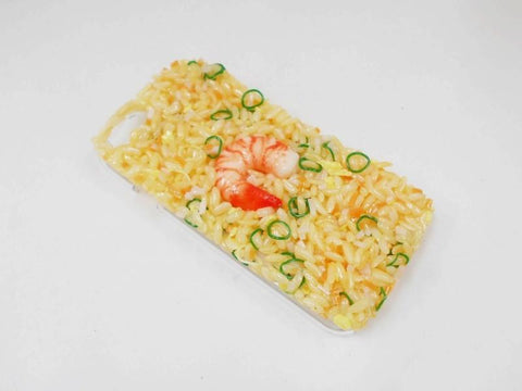 Fried Rice with Shrimp iPhone 8 Case