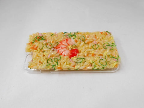 Fried Rice with Shrimp (new) iPhone 8 Case