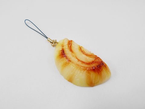 Grilled Onion Cell Phone Charm/Zipper Pull