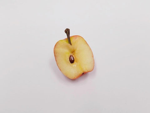Half-Eaten Apple Magnet