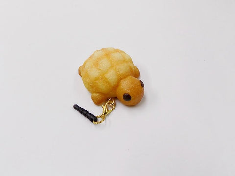 Melon Bread (Turtle-Shaped) Headphone Jack Plug
