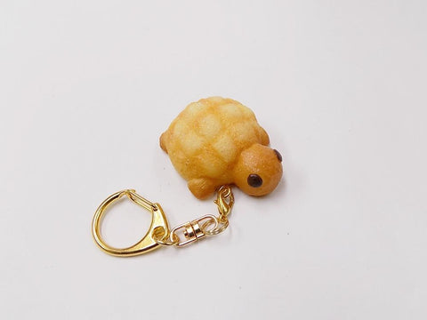 Melon Bread (Turtle-Shaped) Keychain
