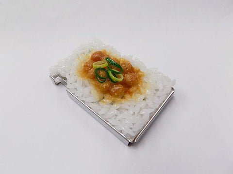 Natto (Fermented Soybeans) & Rice Mintia Case