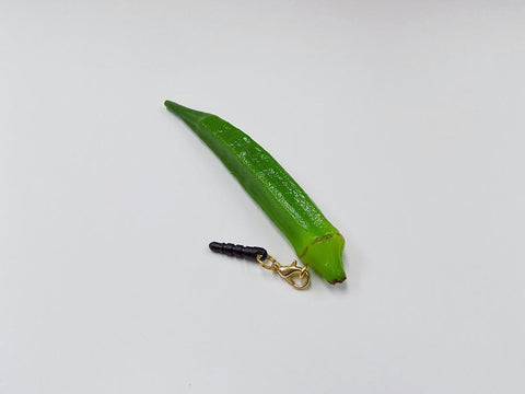 Okra Headphone Jack Plug