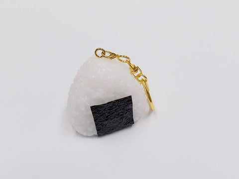 Onigiri (Rice Ball) (medium) Keychain