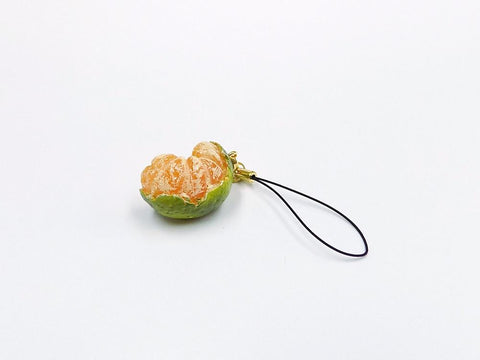 Orange (small) Ver. 3 Cell Phone Charm/Zipper Pull