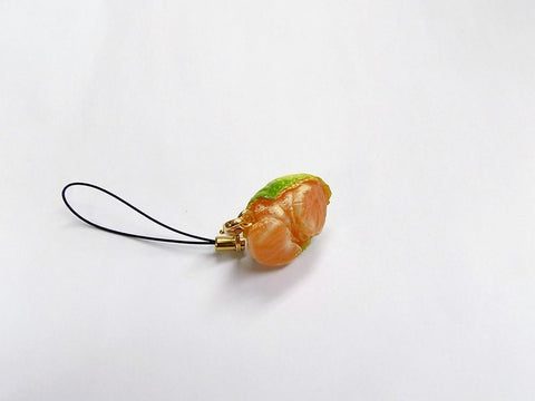 Orange (small) Ver. 4 Cell Phone Charm/Zipper Pull
