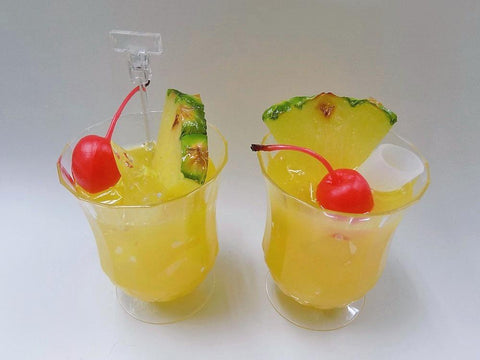 Pineapple Juice Small Size Replica