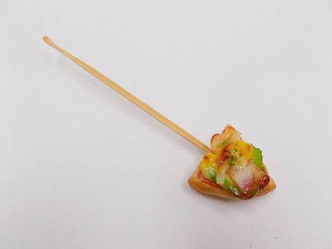 Pizza Slice (mini) Ear Pick