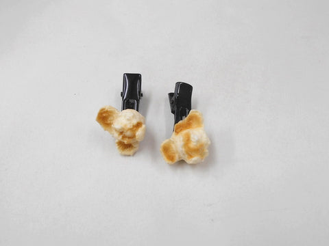 Popcorn Hair Clip (Pair Set)