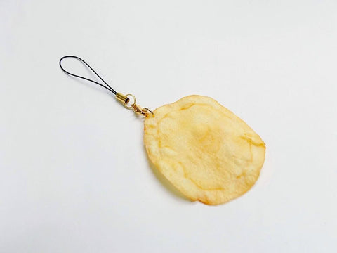 Potato Chip (Salted Flavor) Cell Phone Charm/Zipper Pull