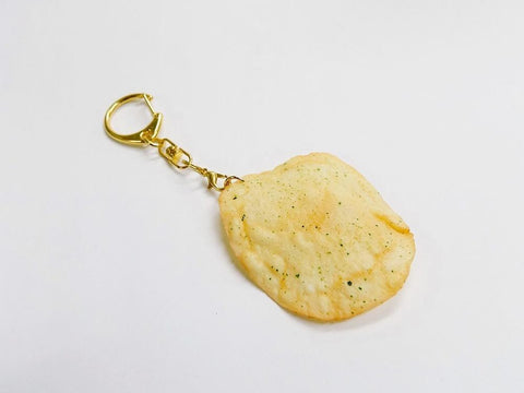 Potato Chip (Salted with Seaweed Flavor) Keychain