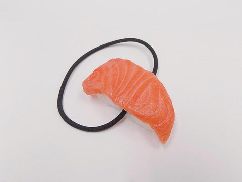 Salmon Sushi Hair Band