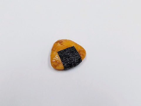Senbei (Japanese Cracker) with Seaweed (small) Magnet