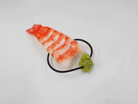 Shrimp Sushi with Wasabi Hair Band