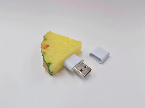 Sliced Pineapple USB Flash Drive (8GB)