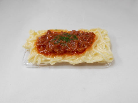 Spaghetti with Meat Sauce (new) iPhone 7 Case