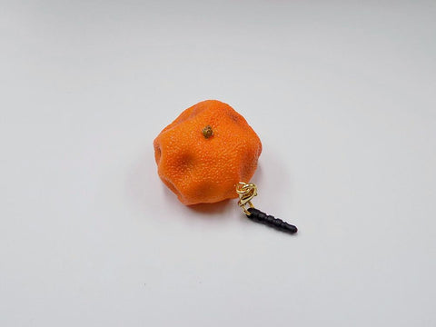 Spoiled Orange Headphone Jack Plug