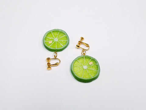 Sudachi (small) Clip-On Earrings