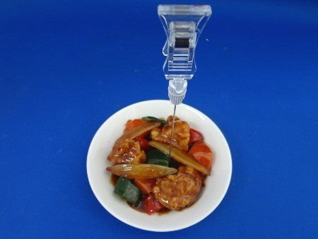 Sweet & Sour Pork Small Size Replica