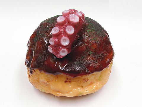 Takoyaki (Fried Octopus Ball) (extra-large) Replica