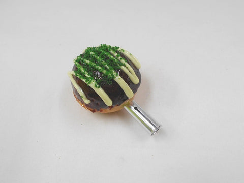 Takoyaki (Fried Octopus Ball) with Mayonnaise Pen Cap