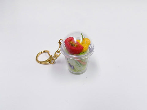 Tossed Salad (mini) Keychain