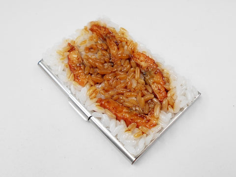 Unagi (Eel) Rice Business Card Case