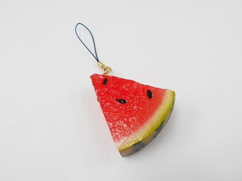 Watermelon (small) Cell Phone Charm/Zipper Pull