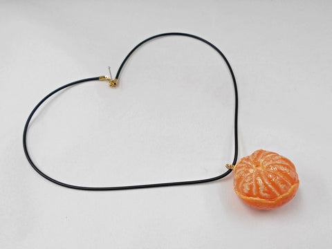 Whole Orange (small) Necklace