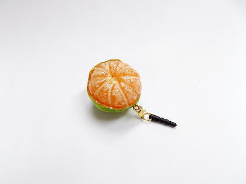 Whole Orange (small) Ver. 2 Headphone Jack Plug