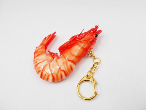 Whole Shrimp (small) Keychain