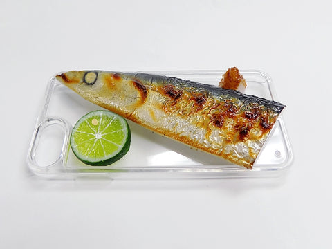 Yaki Sanma (Grilled Mackerel Pike) Head iPhone 7 Plus Case