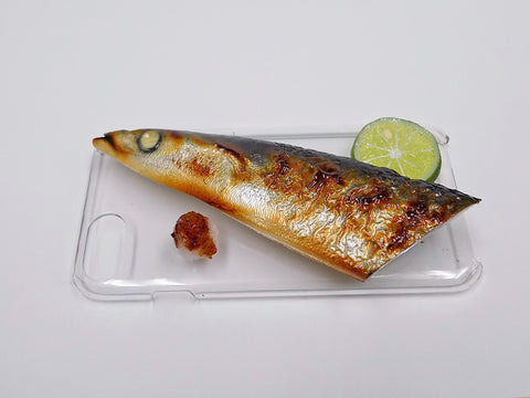 Yaki Sanma (Grilled Mackerel Pike) Head iPhone 6 Plus Case
