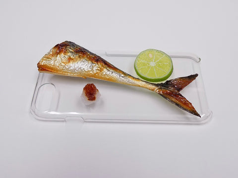 Yaki Sanma (Grilled Mackerel Pike) Tail iPhone 7 Case
