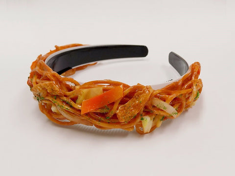 Yakisoba (Fried Noodles) Headband